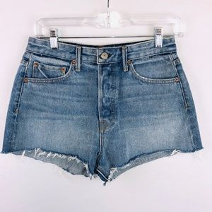 GRLFRND Cindy High Rise Shorts in Photograph 27